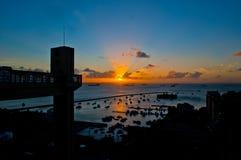 Salvador DA Bahia Photos libres de droits
