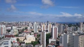 Salvador DA Bahia stock footage
