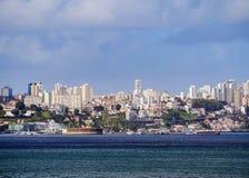 Salvador DA Bahia, Brasilien lizenzfreie stockfotos
