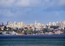 Salvador da Bahia, Brazylia zdjęcia royalty free