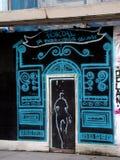 Salvador da Bahia - graffito Immagini Stock Libere da Diritti