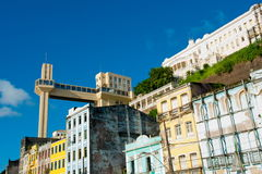 Salvador da Bahia Royalty Free Stock Images
