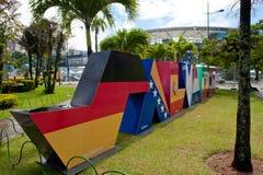 Salvador da Bahia Royalty Free Stock Photography