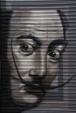 Salvador Dali Fotografía de archivo