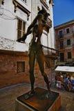 Salvador Dali Fotografia Stock Libera da Diritti