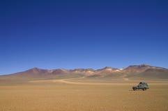 Salvador Dali Desert Stockbild