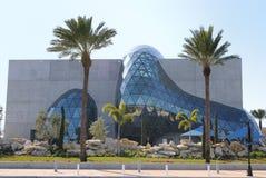 Salvador Dali Museum. The New Salvador Dali Museum building in St. Petersburg, Florida Stock Images