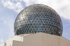 Salvador Dali museum in Figueras Royalty Free Stock Image