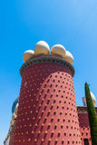 Salvador Dali museum in Figueras, Spain Royalty Free Stock Photos