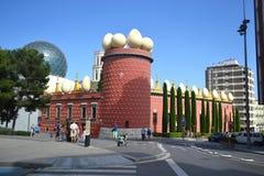 Salvador Dali museum Stock Image
