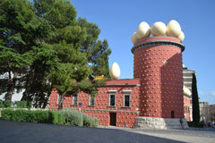Salvador Dali museum Royalty Free Stock Photography