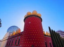 Salvador Dali Museum, Figueres Stock Image
