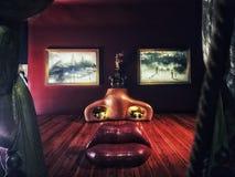 Salvador Dali muzeum Figueres obrazy royalty free