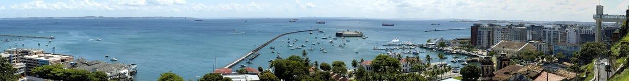 Salvador de Bahia Photographie stock libre de droits