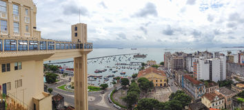 Salvador de Bahia, Brazil Royalty Free Stock Images