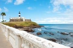 Salvador a Dinamarca Baía fotos de stock royalty free