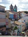 Salvador en el Brasil Foto de archivo libre de regalías