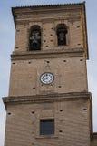 Salvador-Kirchenglockenturm Stockbild