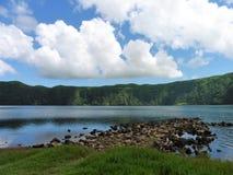 Salvaje de la laca de São Miguel Foto de archivo libre de regalías