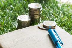 salvamento das finanças Fotografia de Stock