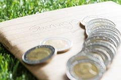 salvamento das finanças Foto de Stock Royalty Free