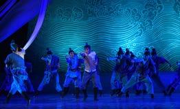 """Salvamento no sonho do """"The do drama da mar-dança do  de seda marítimo de Road†Imagem de Stock"""