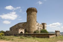 Free Salvana Tower In Catalonia Royalty Free Stock Photography - 2699537