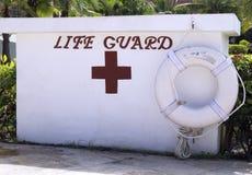 Salvar do afogamento Imagens de Stock