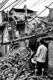 Salvar nepal Imagem de Stock