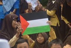Salvar o aqsa de Palestina e de al Imagens de Stock
