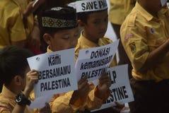 Salvar o aqsa de Palestina e de al Foto de Stock