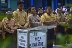 Salvar o aqsa de Palestina e de al Foto de Stock Royalty Free
