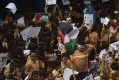 Salvar o aqsa de Palestina e de al Fotos de Stock