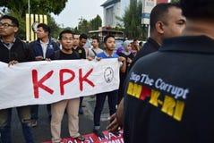 Salvar o kpk para Indonésia Imagem de Stock