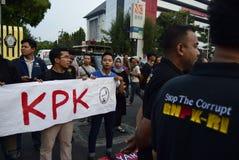 Salvar o kpk para Indonésia Imagens de Stock
