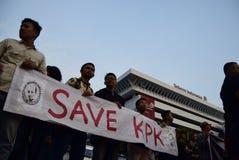 Salvar o kpk para Indonésia Fotos de Stock Royalty Free