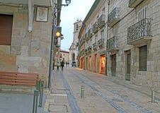 Salvatierra Alava Euskadi巴斯克国家西班牙 库存图片