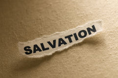 Salvation Royalty Free Stock Image
