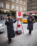 Salvation Army Collection Royalty Free Stock Images