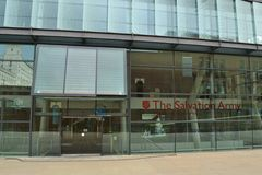 Salvation Army international headquarters London Stock Photos