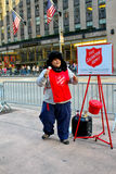 Salvation Army Manhattan, NYC royalty free stock images