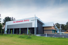 Salvation Army Stock Photography