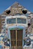 Salvation truck Stock Image