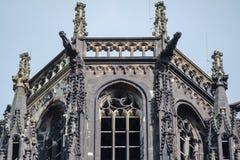 Salvator kościół w Duisburg, Niemcy - Zdjęcie Stock