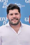 Salvatore Esposito al festival cinematografico 2016 di Giffoni Immagine Stock