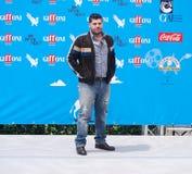 Salvatore Esposito al Giffoni Film Festival 2014 Stock Images