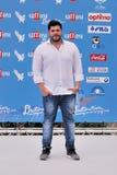 Salvatore Esposito en el festival de cine 2016 de Giffoni Fotos de archivo libres de regalías