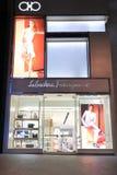 Salvatore Ferragamo fashion brand shop Stock Photo