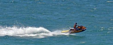 Salvavidas australianos en Gold Coast Queensland Australia Fotografía de archivo
