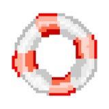 Salvavidas para los juegos y los usos móviles Fotografía de archivo